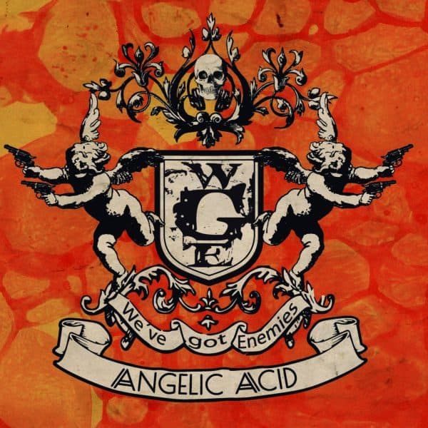 We´ve got enemies - Angelic Acid -CD