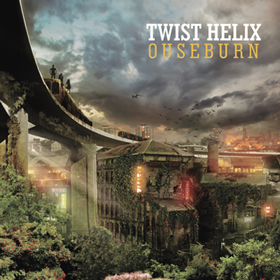 "TWIST HELIX – ""OUSBURN"" – [CD]"