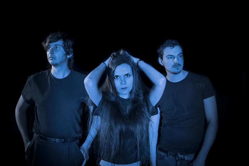 TWIST HELIX. UK Alt-synthpop